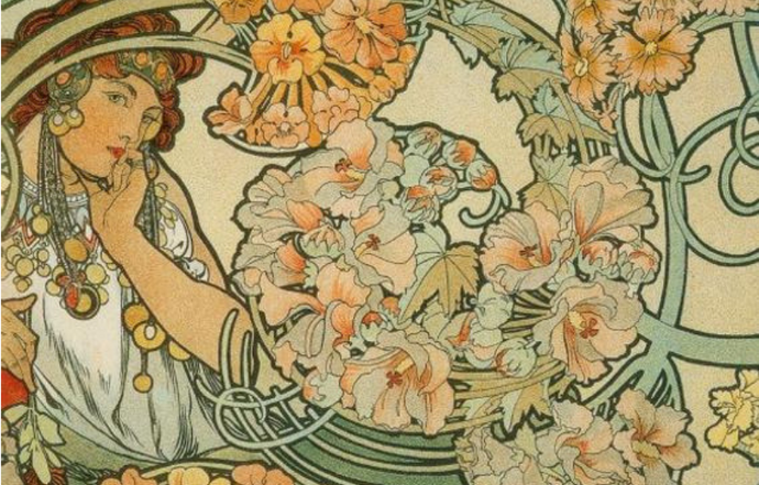 What is Art Nouveau Furniture? What You Should Know