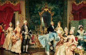 Furniture History: the Rococo Style