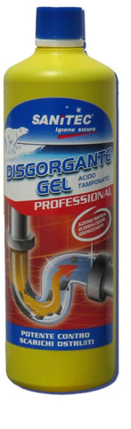 DISGORGANTE ACIDO ML. 1000 SANITEC