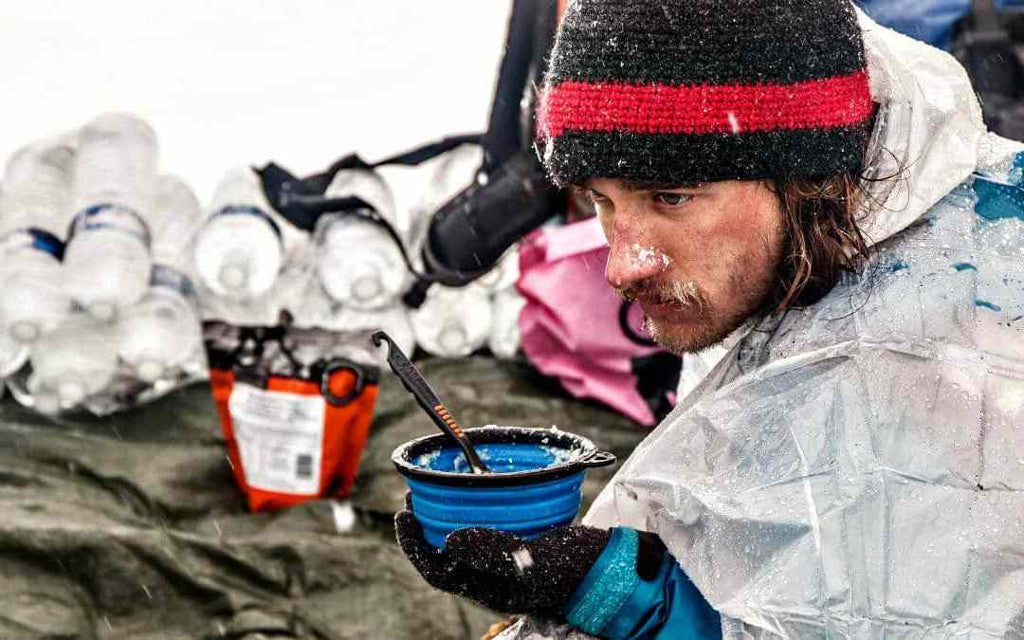 BRENDAN FUNK ON RUNNING ANTARCTICA'S ONLY MULTI-STAGE RACE