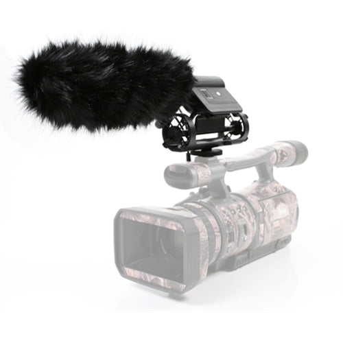 Fuzzy Windscreen for Rode VideoMic