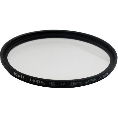 Bower 58mm UV Filter