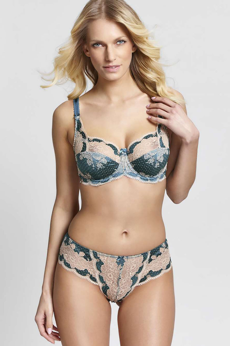 Panache Clara Brief - Emerald