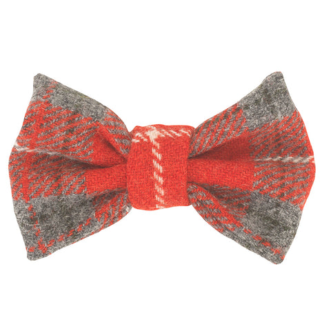 Bow Wow Dog Bow Tie - Hoxton Tartan