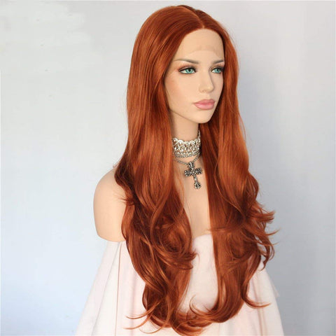 Image of Morgan Lace Front Wig - SilkyHairShop.com