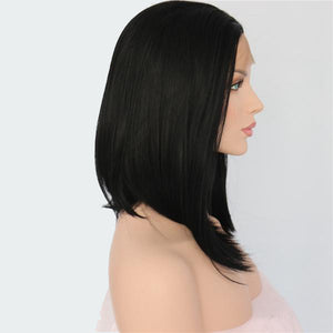 Bianca Lace Front Long Bob color 1B