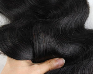 Brazilian Body Wave Human Hair 4pcs.