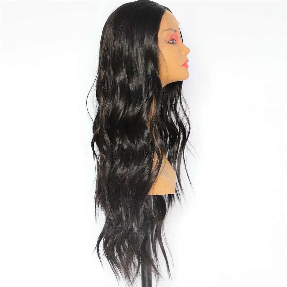 Jocelyn Water Wave Lace Front Wig - 3 Colors - SilkyHairShop.com