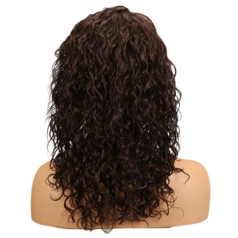 Cherelle Lace Part Human Hair Wig - SilkyHairShop.com