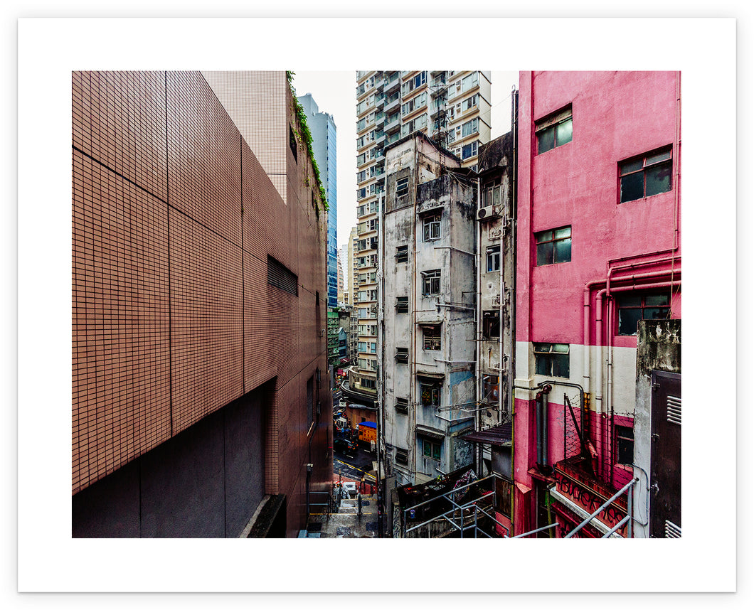 ALLEYS OF MY MIND | HONG KONG