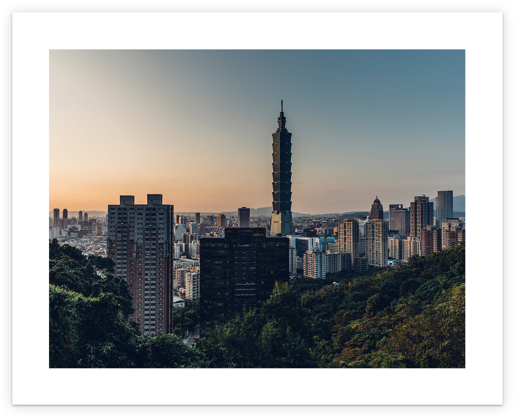 TAIPEI TOWERS