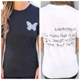 CHLA: Butterfly Effect -- Icon T-Shirt (Unisex)
