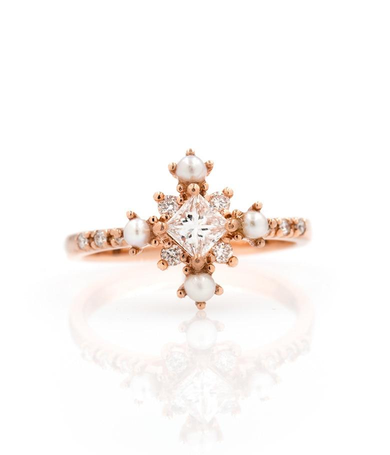 Dreamy Diamond Ring
