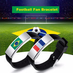 2018 New World Cup - Football Fan Bracelet