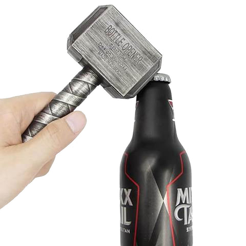Hammer Bottle Opener Tool
