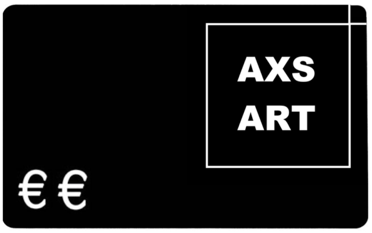 Cultivated Art Collector Giftcard (various prices available) - AXS ART buy affordable art by emerging artists online