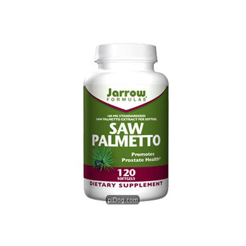 Saw Palmetto 320 Mg 120 Softgels