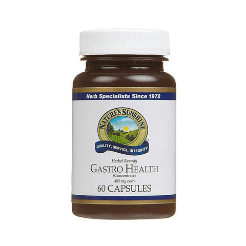 Gastro Health Concentrated (Kosher) 60 Capsules