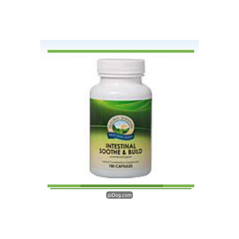Intestinal Soothe & Build (Kosher) 100 Capsules