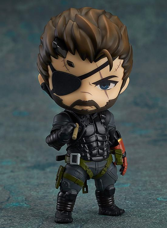 565 Metal Gear Solid: Venom Snake Sneaking Suit Ver.