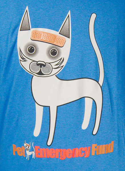 Pet Emergency Fund T Shirts by Pet Emergency Fund : Cats Like Us