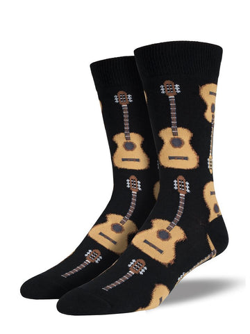 Guitar Socks by SockSmith : Cats Like Us