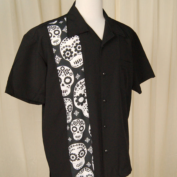 Dia de Los Muertos Skull Shirt by Steady Clothing : Cats Like Us