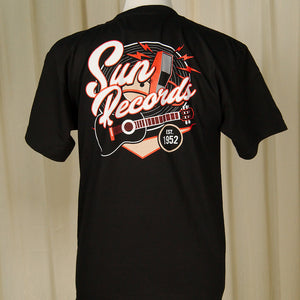 Sun Records Night Hop T Shirt by Steady Clothing : Cats Like Us