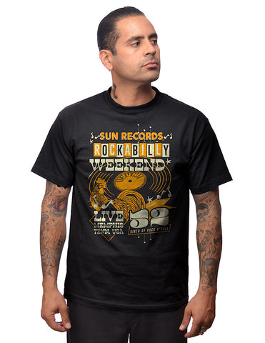 Steady Clothing Sun Records Weekender T for sale at Cats Like Us - 1