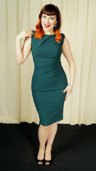 That Little Green Wiggle Dress by VooDoo Vixen : Cats Like Us