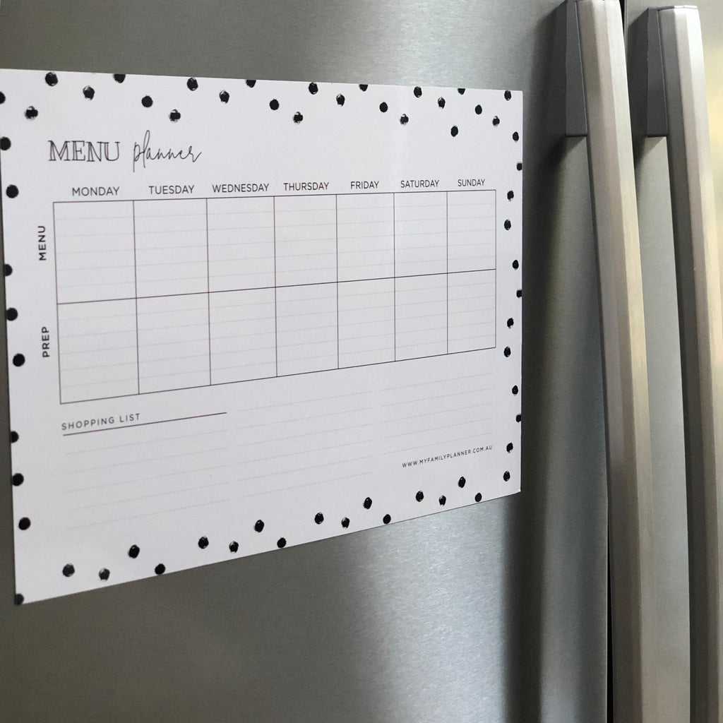 Menu Planning Organisation Bundle