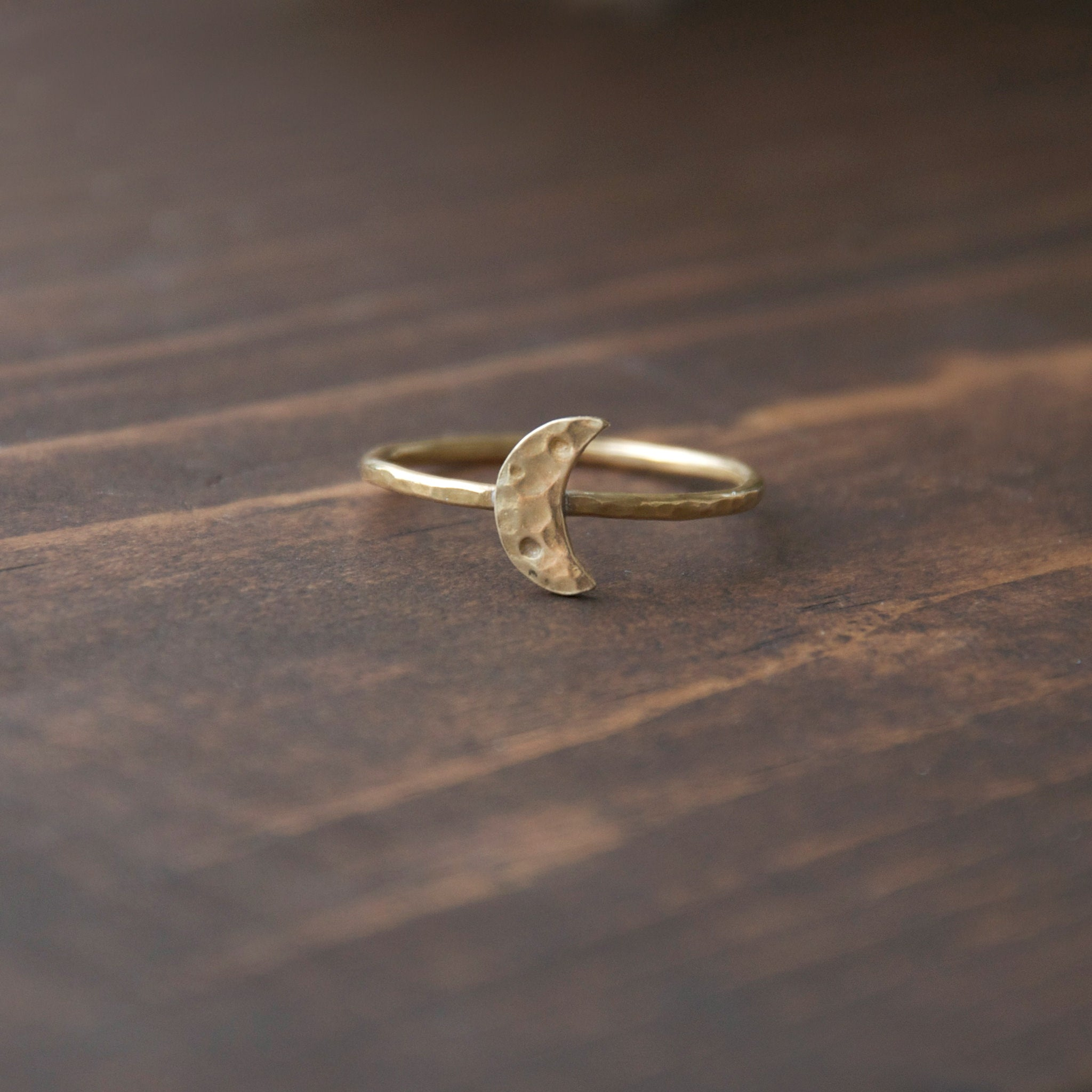 Brass-Crescent-Moon-Ring-by-SpecialJCreations