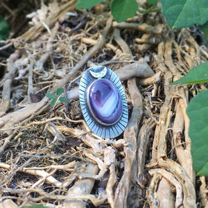 Handcrafted-Moontide-Wampum-Ring-in-Nature