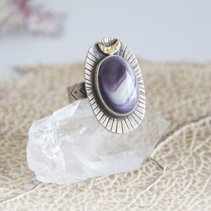 Moontide-Sterling-Silver-Wampum-Ring-by-SpecialJCreations