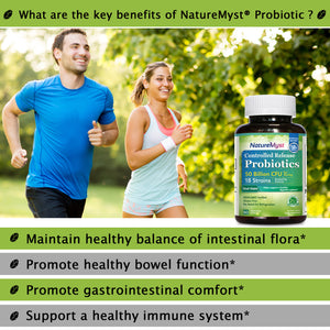 NatureMyst Probiotics