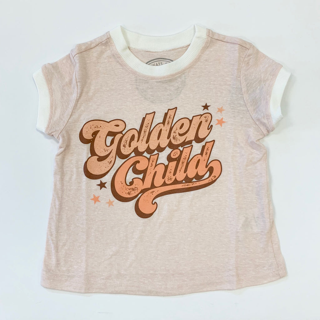 Golden Child Ringer Tshirt