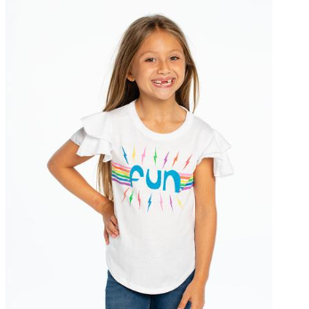 Rainbow Fun T-Shirt
