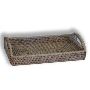 rattan morning tray white wash at pigotts store