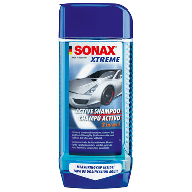 SONAX Xtreme 2 in 1 Active Shampoo 500ml