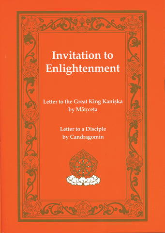 Invitation to Enlightenment - Dharma Publishing
