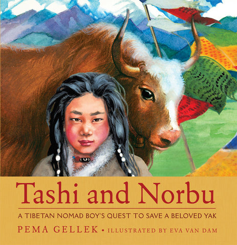 Tashi and Norbu - Dharma Publishing