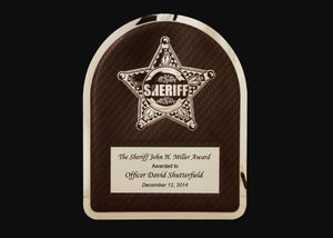 Sheriff Award for Retirement or Other Achievement