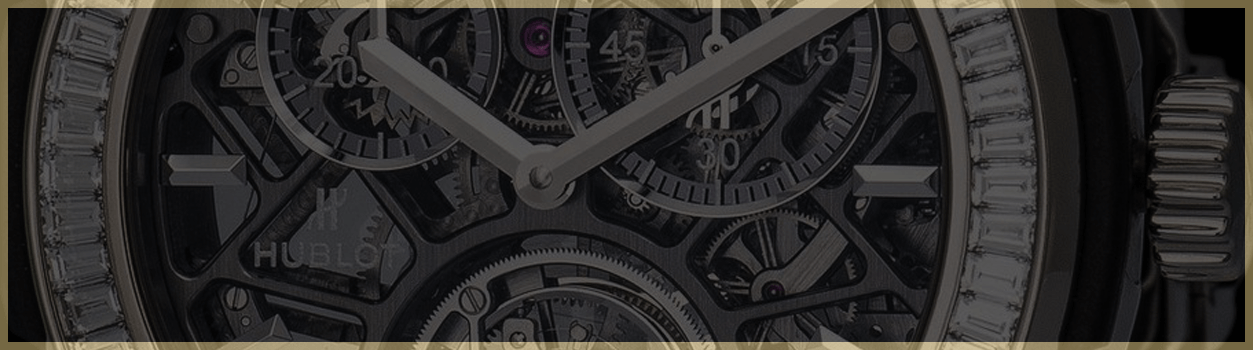 Discover our luxury range of men's watches from a  variety of leading brands.