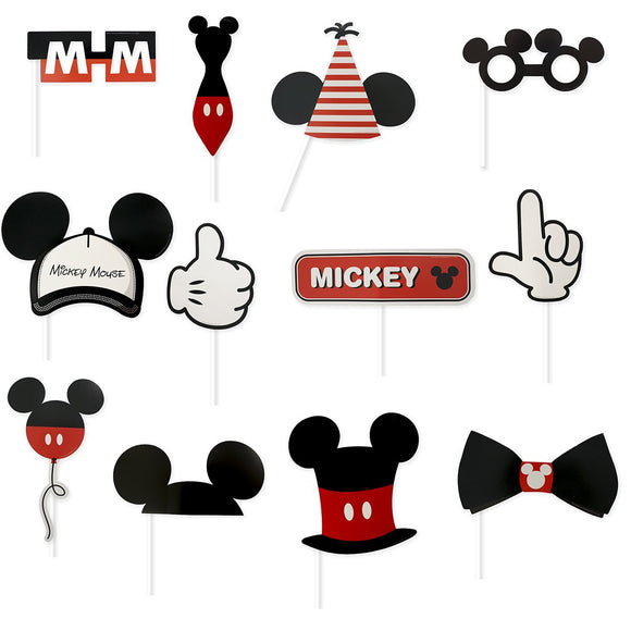 Photoprops mickey 90´s