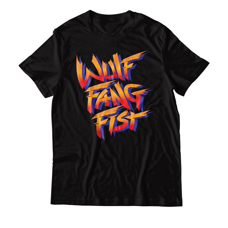 Wulf Fang Fist Debut Single Tee