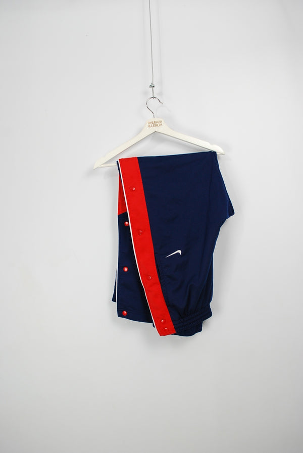 Nike Vintage Popper Track Bottoms - Large