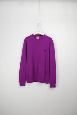 Fred Perry Vintage Sweater - XL