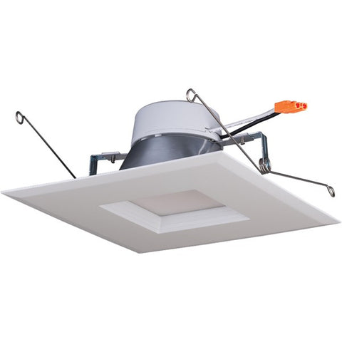 "LED 5""/6"" Square-Trim Recessed Downlight Retrofit"