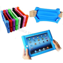 sampurchase Shockproof Protective Case for Apple iPad 2/3/4 Silicone Drop Proof Case Cover for Home Children Kids with Free Shipping