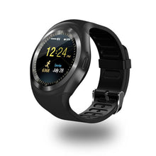 sampurchase  696 Bluetooth Y1 Smart Watch Relogio Android Smartwatch Phone Call SIM TF Camera